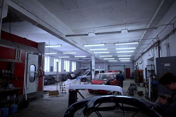 цены на кузовной ремонт в перми